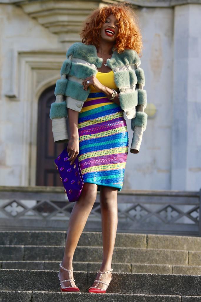 IRENE MAJOR,INGRESS ABBEY KENT,MAMMYPI,CAMEROONIAN FASHION ICON