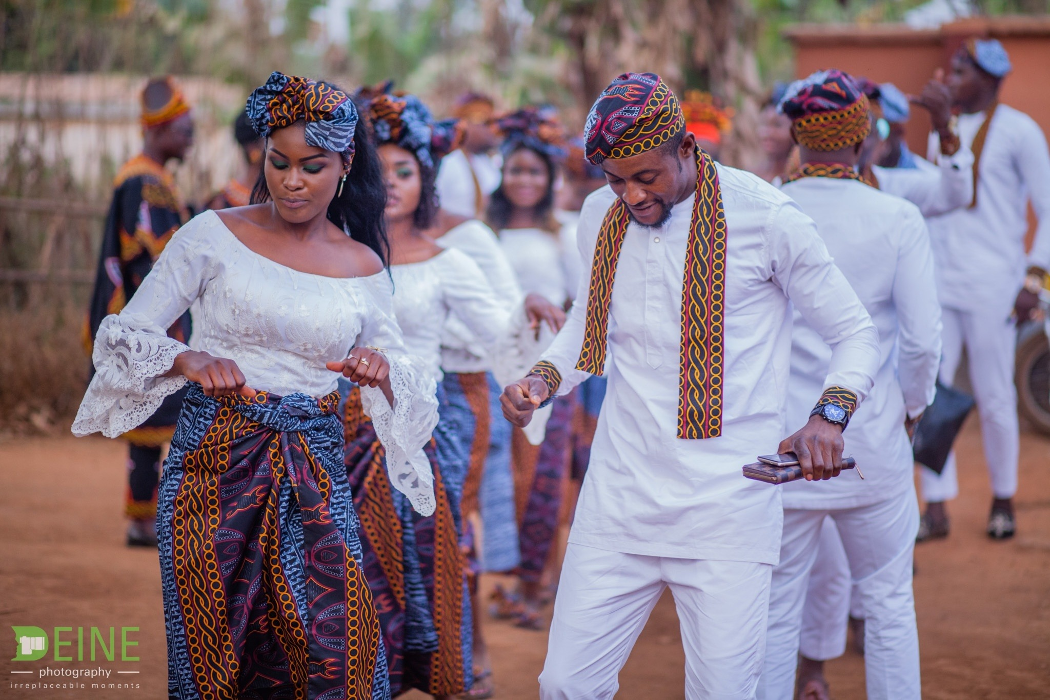 Divine Polyvalent's Romantic TOGHU Themed Wedding Style