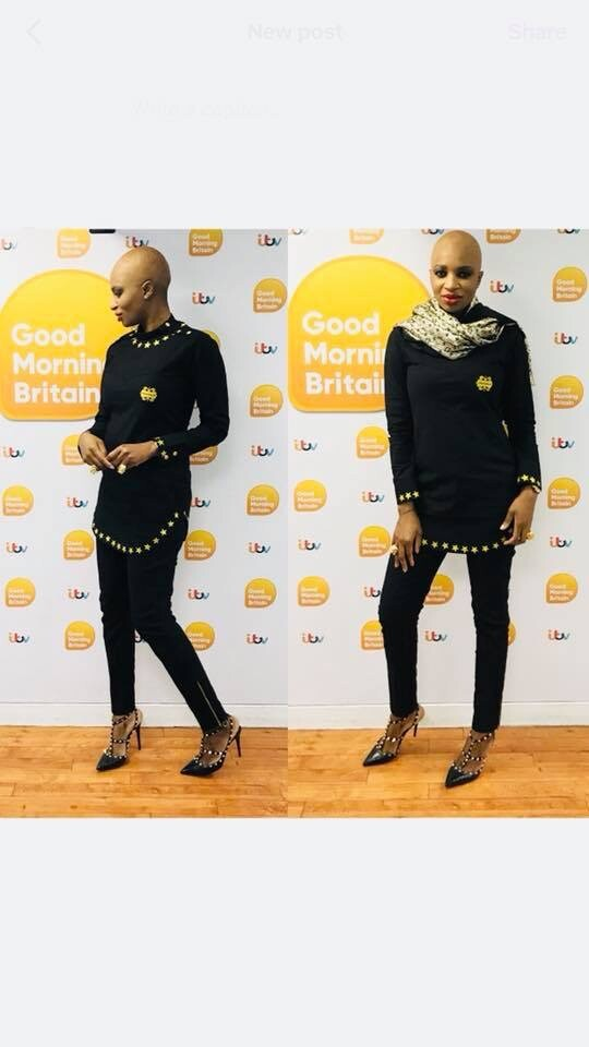 Reality Star Irene Major Debuts New Look A week After Whipping off Wig on Television