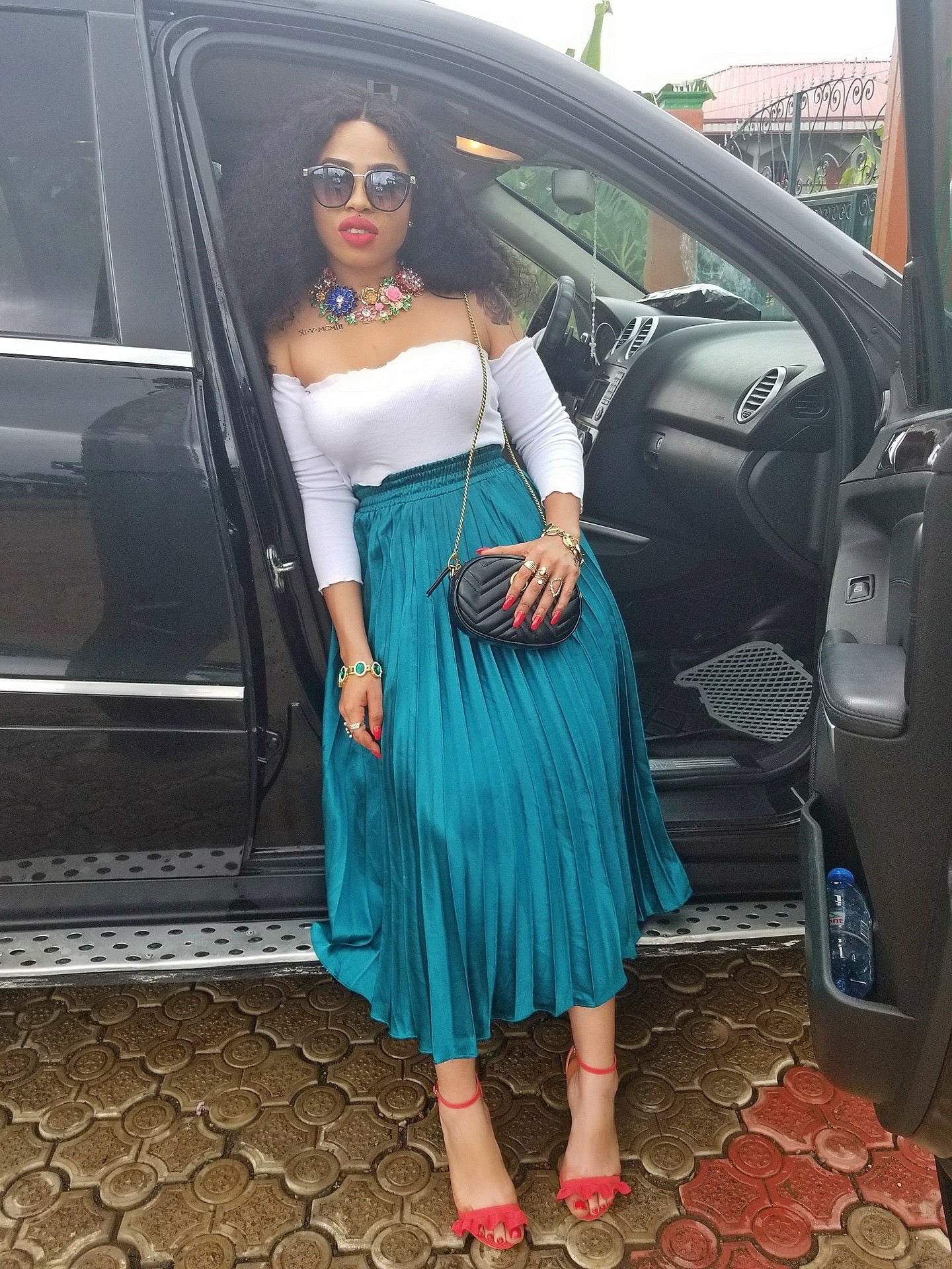 Sexy Street-Style By Cameroon's Most Celebrated And Stylish Celebrities