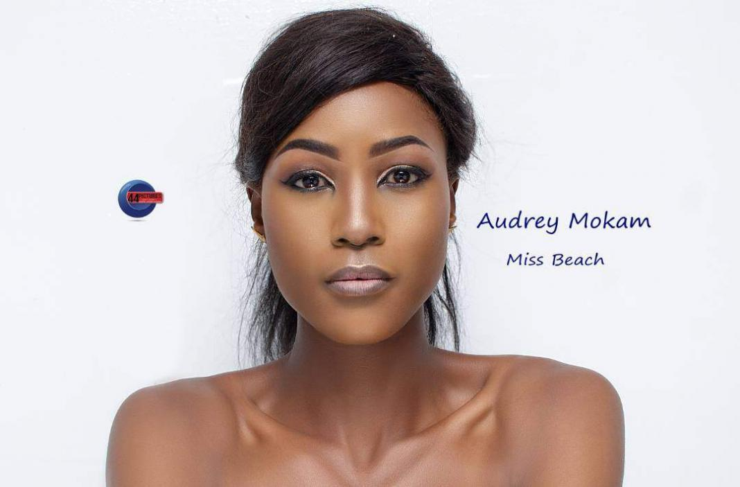 Audrey Nabila Monkam is not just a pretty face. The 23-year-old model is a holder of a Bsc in Banking & Finance