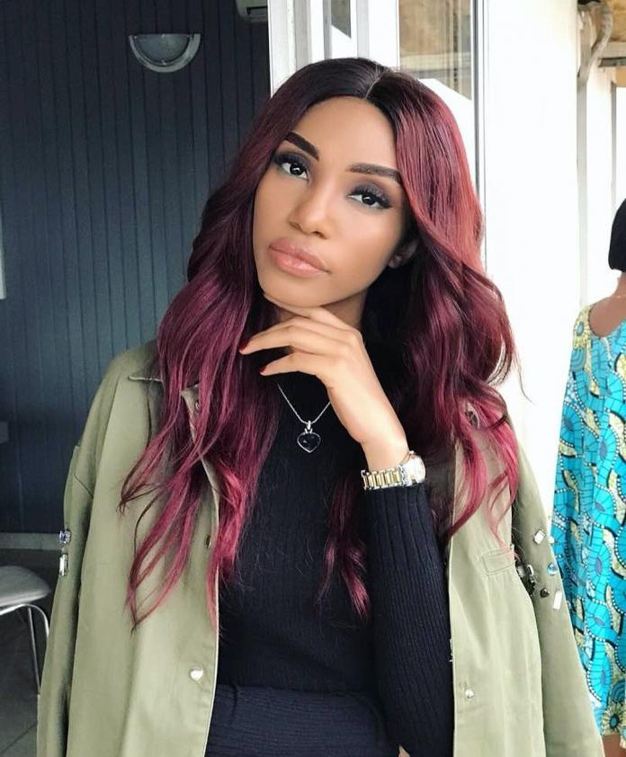 Miss Cameroon-Valerie Ayena-Mammypi FashionTV