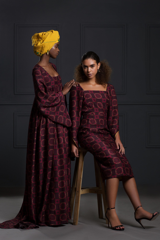 Maison D'Afie Kaba Ngondo- Mammypi FashionTV
