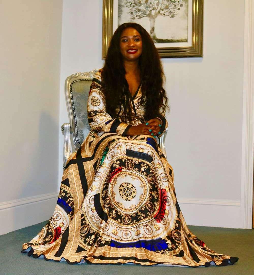 Cameroonian Fictional Stylish Characters - Mammypi FashionTV