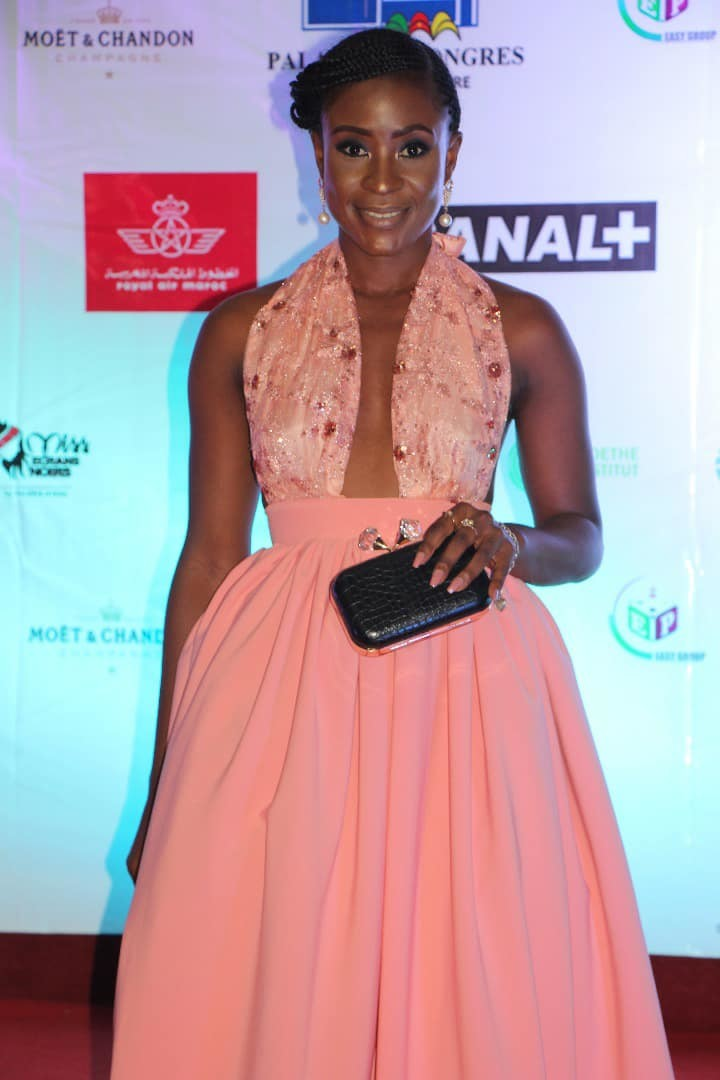 Laura Onyama-Mareta West- Mammypi FashionTV