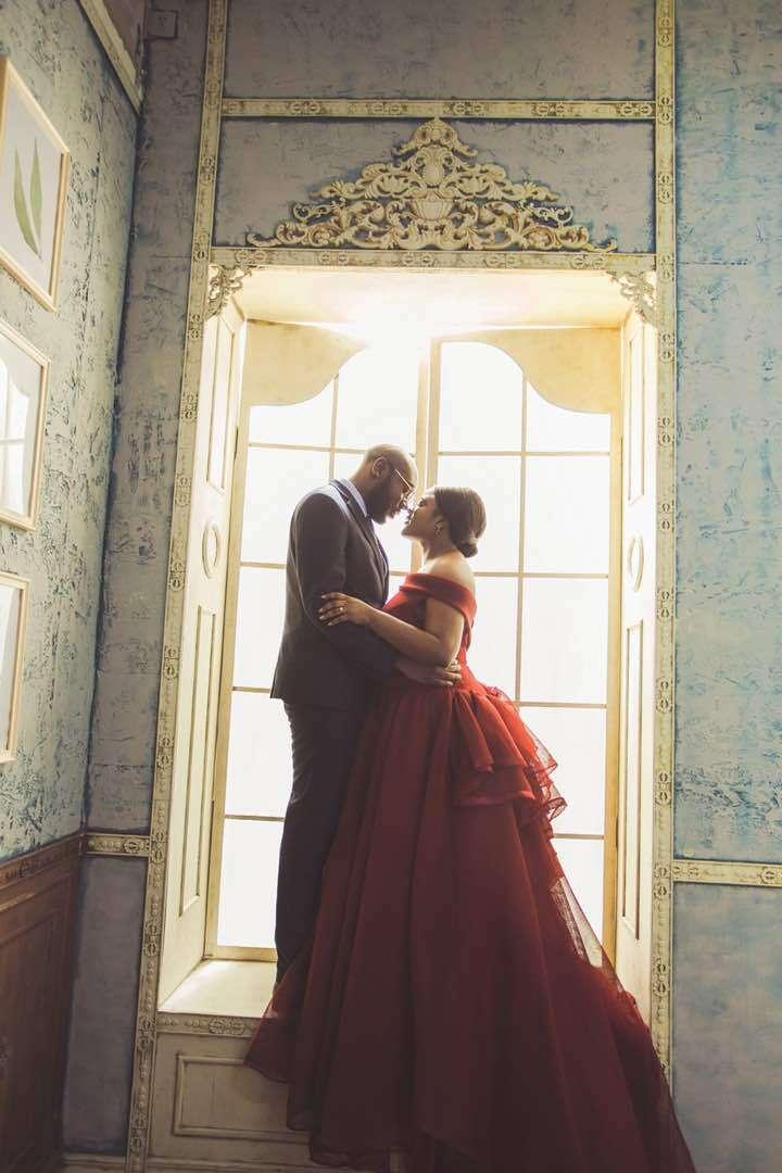 Pre-Wedding photoshoot idea for couples