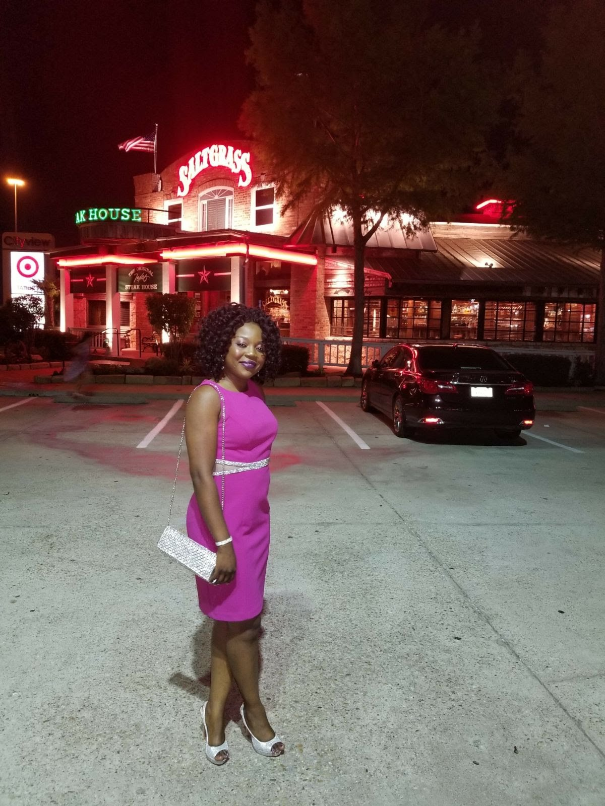 Pink Vacation Style: Night Out