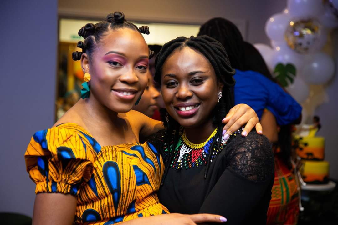 African Theme Baby Shower Party