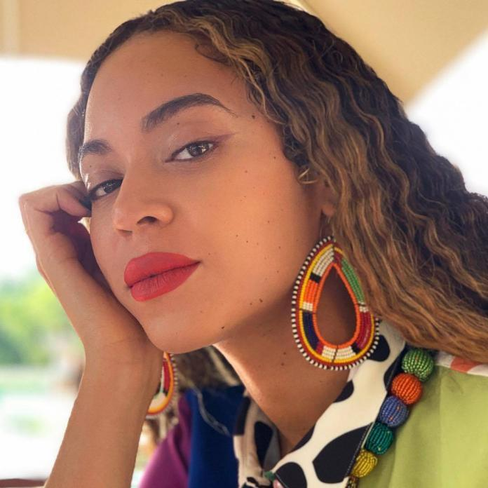Beyonce Wears African Fashion Designers South africa