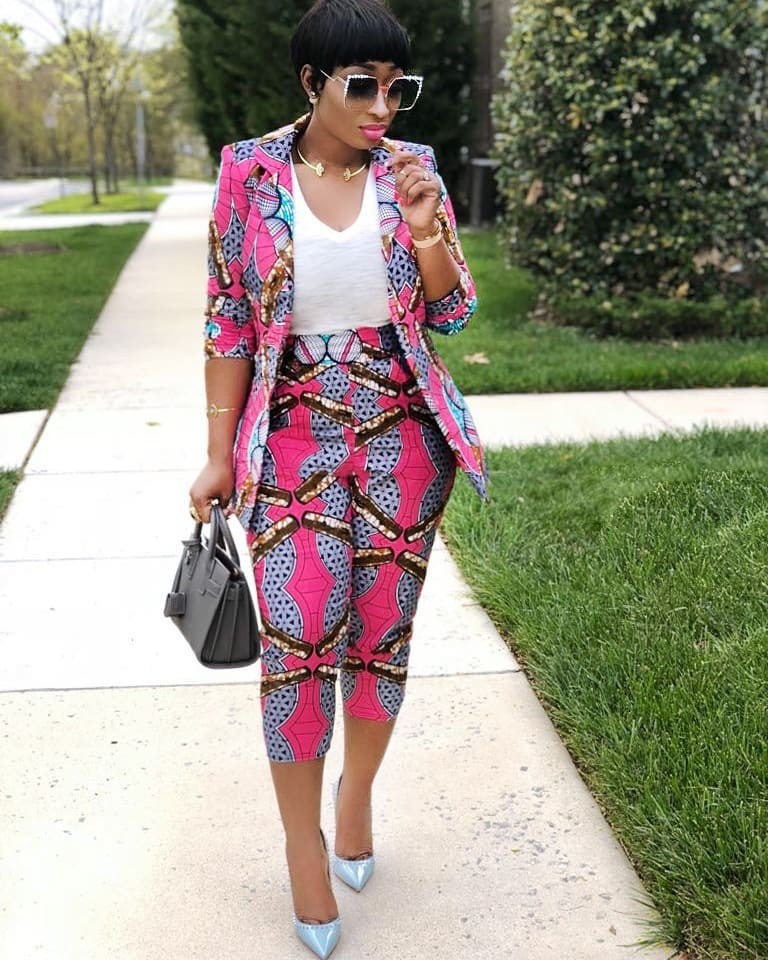 Latest Ankara Fashion Outfits For Women By Chic Ama