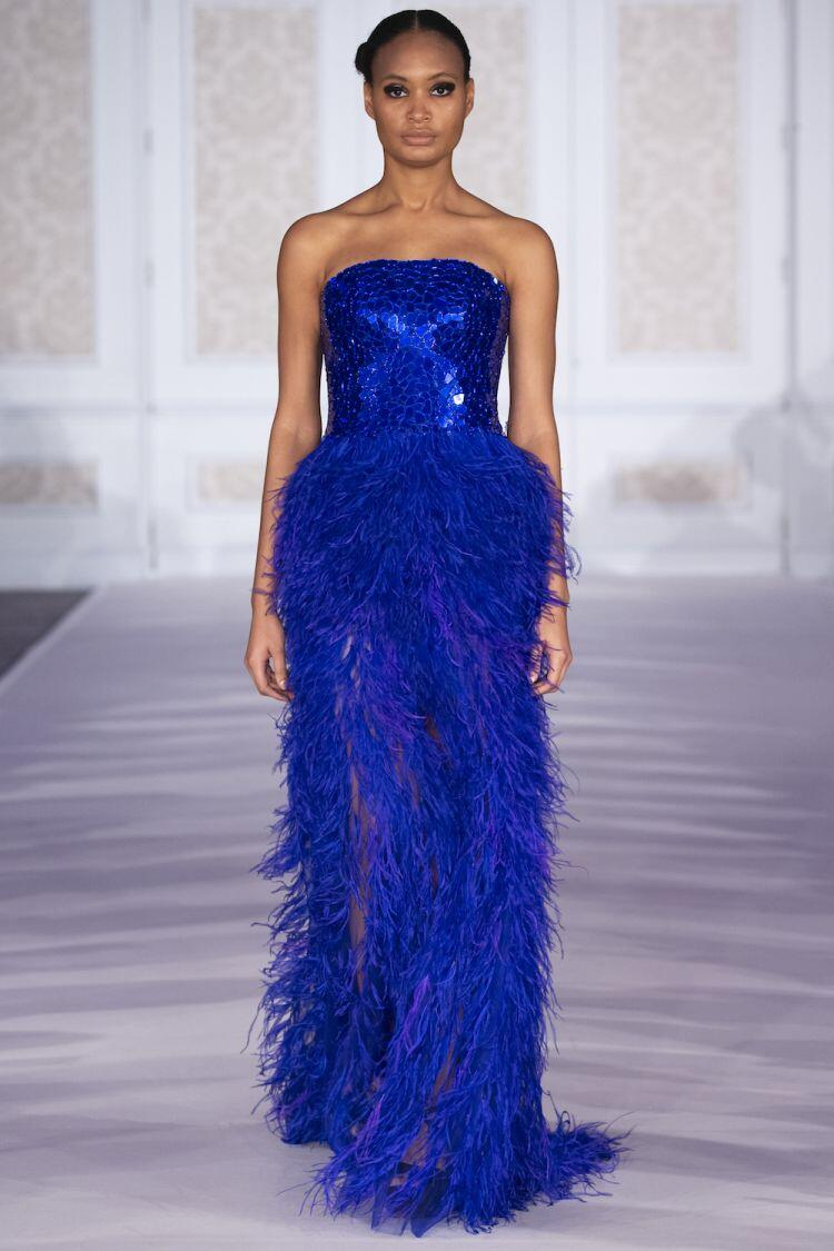 Fall 2019 couture collection of Atelier Zuhra.