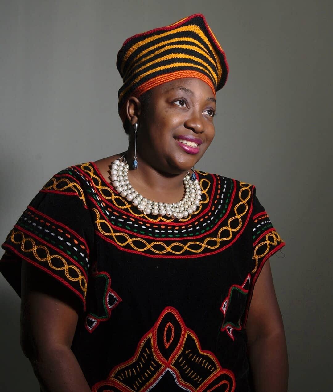 Colourful Cameroon Fashion Yefon Mainsah
