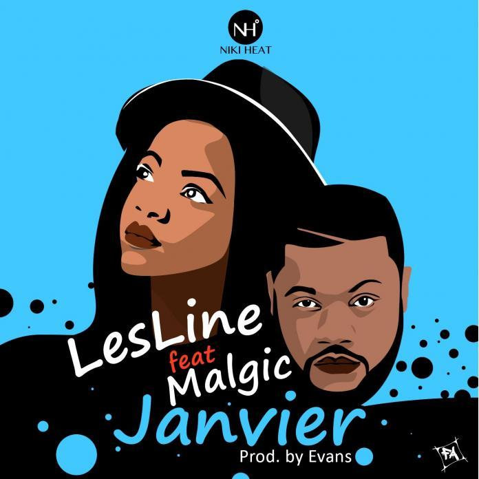 LesLine Releases New Single Titled Janvier Featuring Malgic