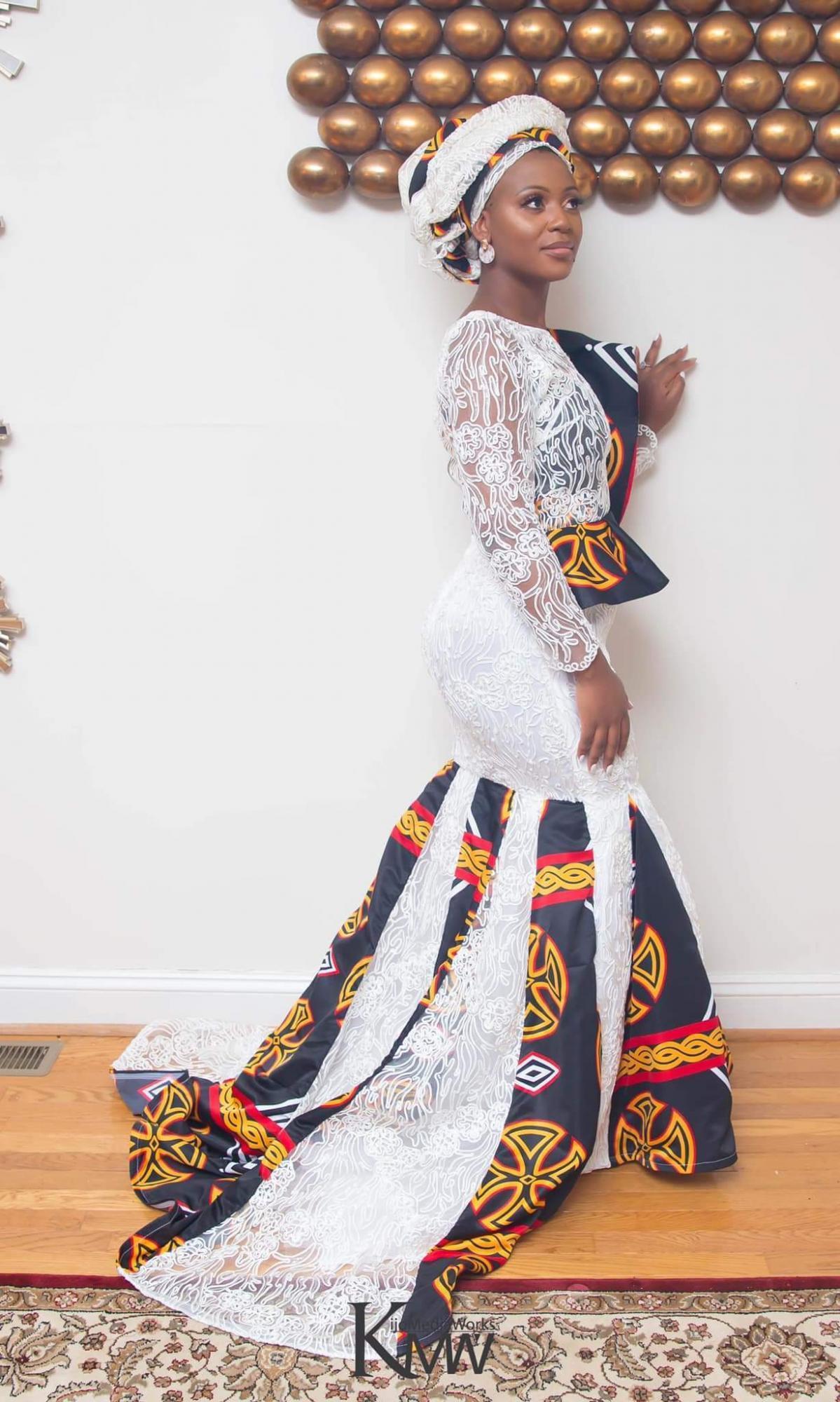 Toghu Bridal Wear