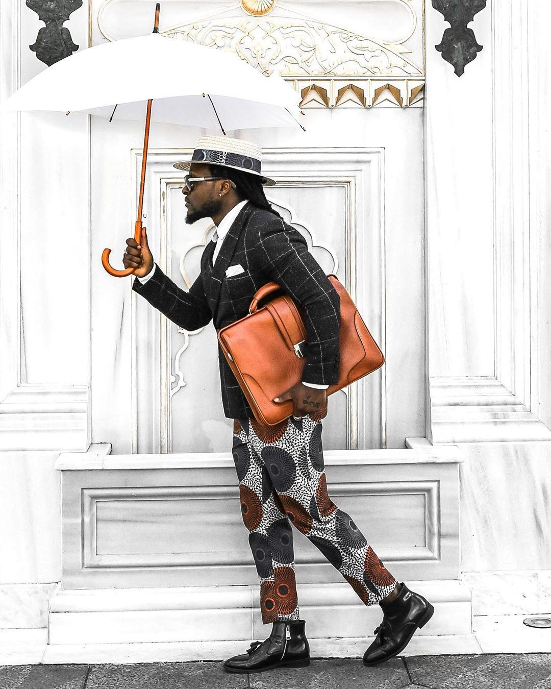 Cameroonian Travel Blogger