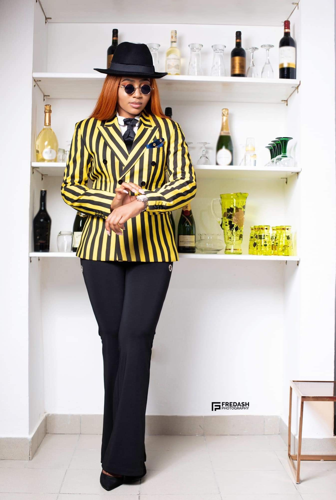Cameroonian Fashion Brand Pafe Style