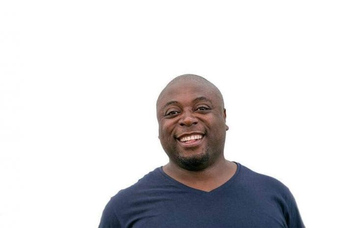Cameroonian writer Eric Charles Ngalle