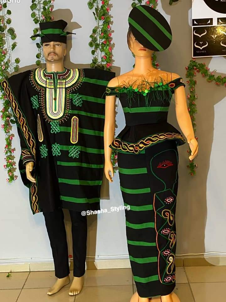 Traditional Cameroon Clothes