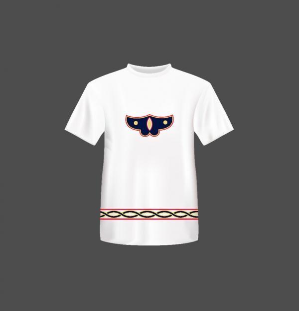 Mbawa Classic White T-Shirt